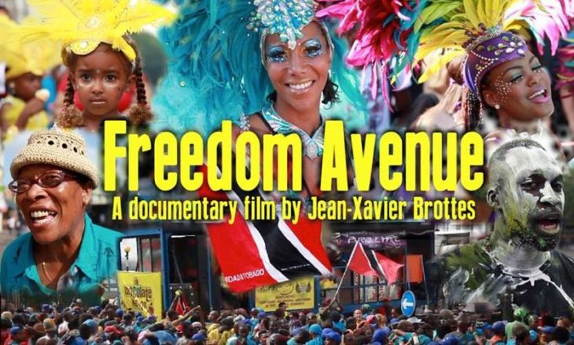 Freedom Avenue Notting Hill Carnival
