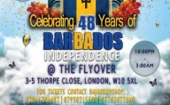 Bajanrumshop Barbados Independence Dance at the Flyover