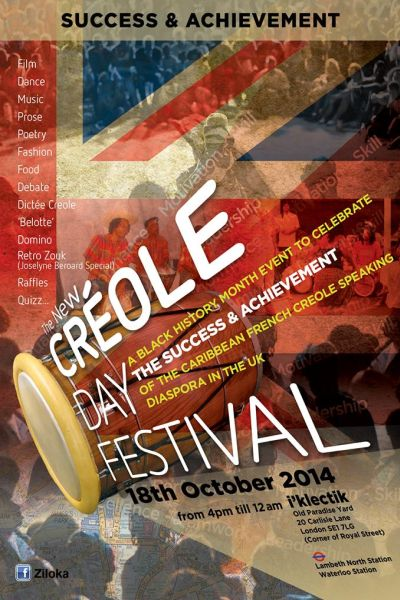 UK Creole Day 2014