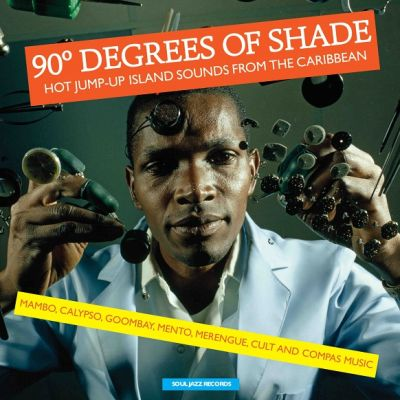 New Album 90 degrees of shade