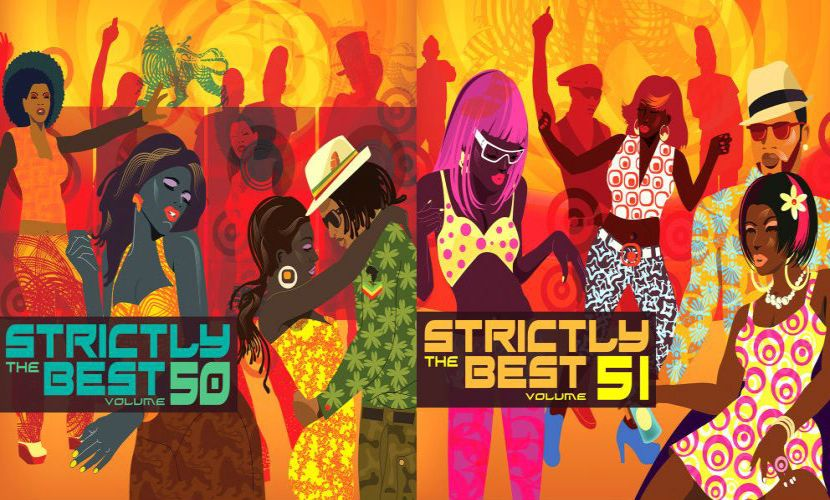 Strictly The Best Series Vol 50 51
