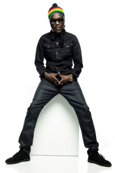 Marlon Asher Reggae