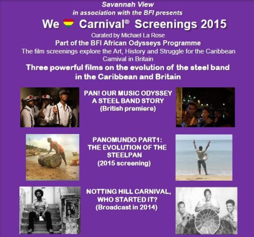 We Love Carnival Screening 2015