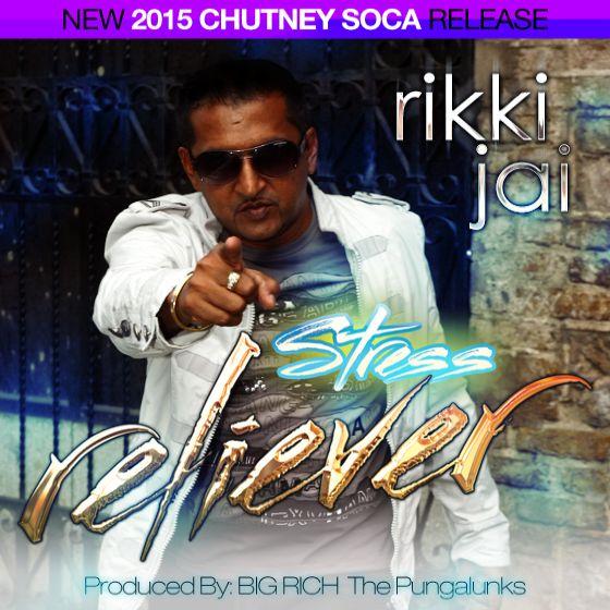 2015 Rikki Jai Stress Reliever