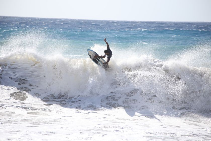 2015 Surf JR Pro Garren Pryce