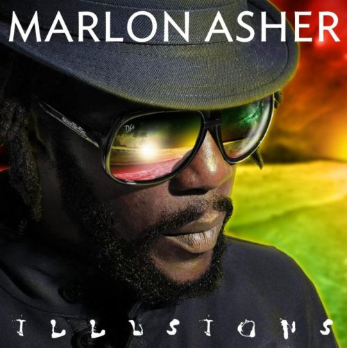 Album Reggae Marlon Asher Illusions