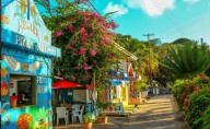 Colourful Bequia Caribbean