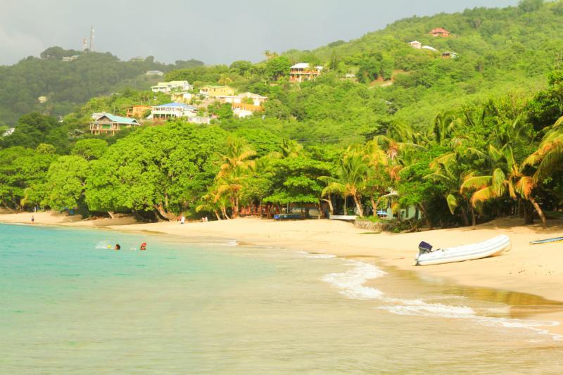 Bequia Caribbean Beach
