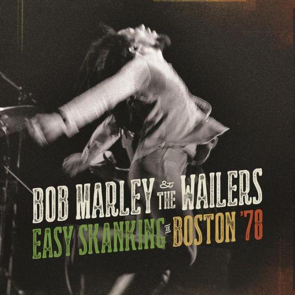 Bob Marley easy Boston 70