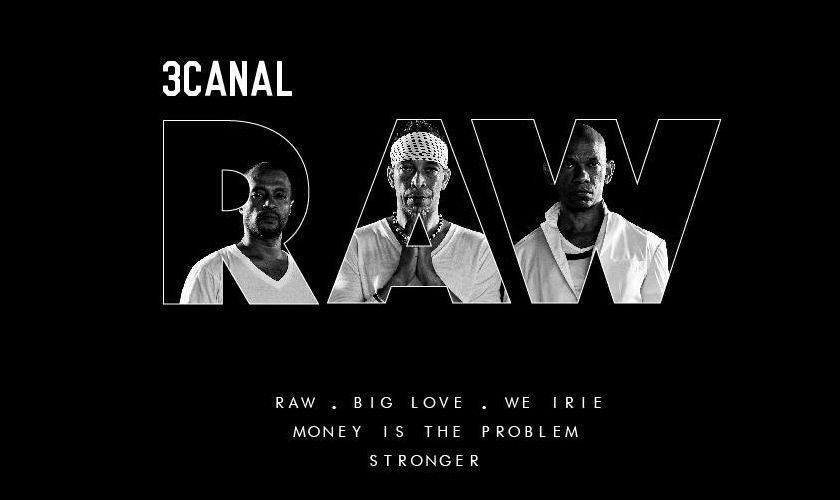 Soca Music 3 canal Raw