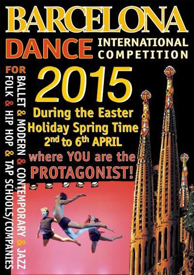 Barcelona Dance 2015