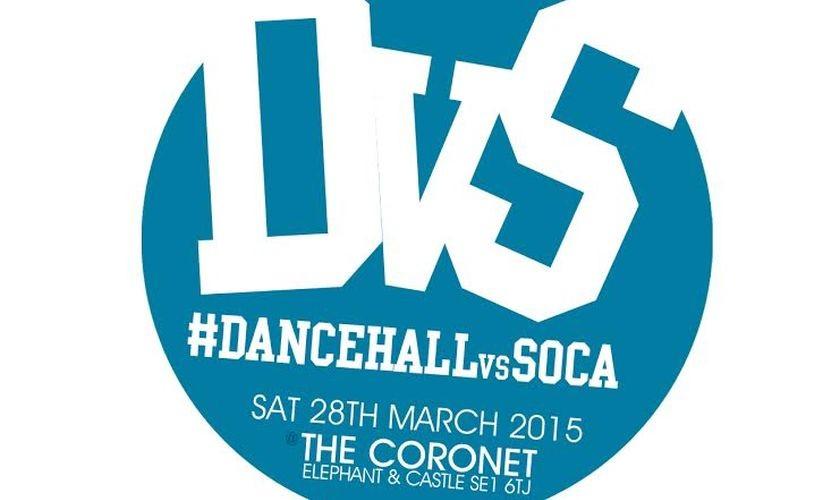 Dancehall V Soca 2015