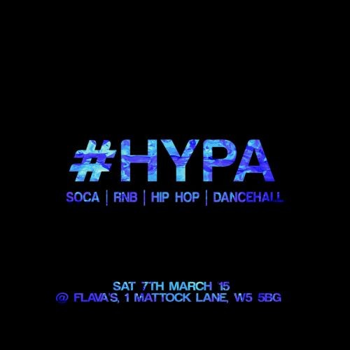 Hypa Club Night
