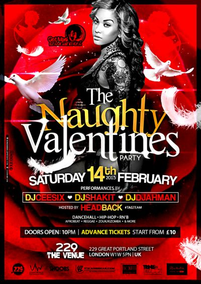 Naughty Valentines Get Mad Entertainment