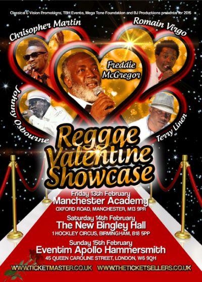 Reggae Valentines 2015