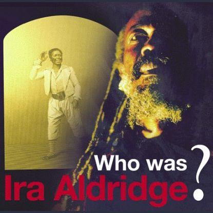 Ira Aldridge Project Event