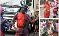 Jouvert Carnival