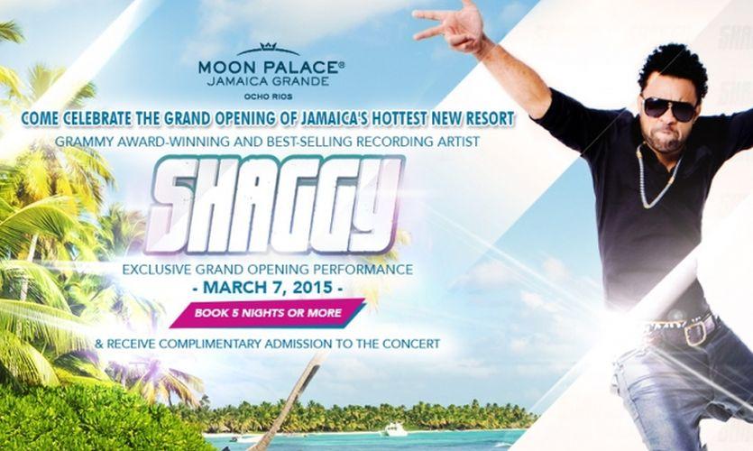 Moon Palace Jamaica Grande Opening