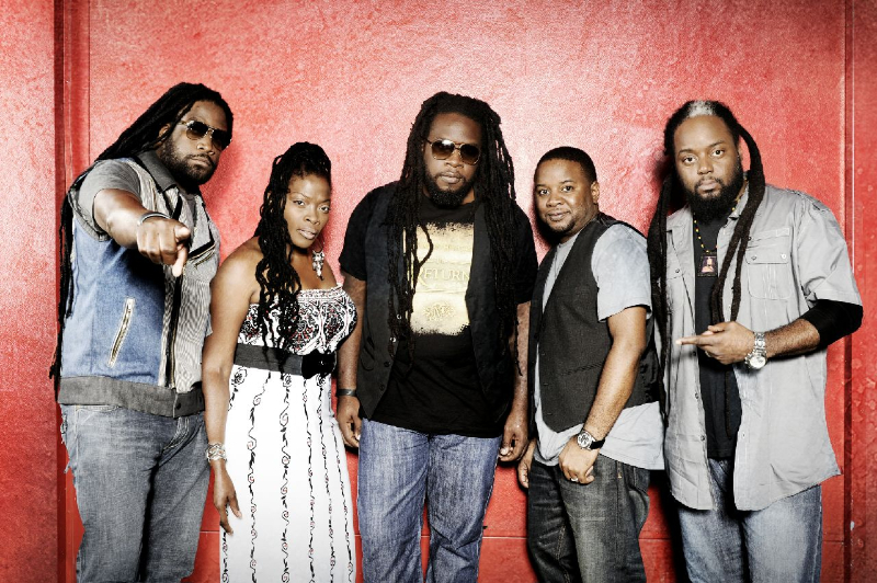 Reggae Band Morgan Heritage