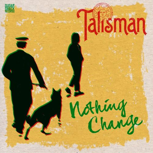 Talisman Nothing Change 12inch