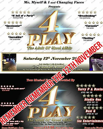 4 Play Party