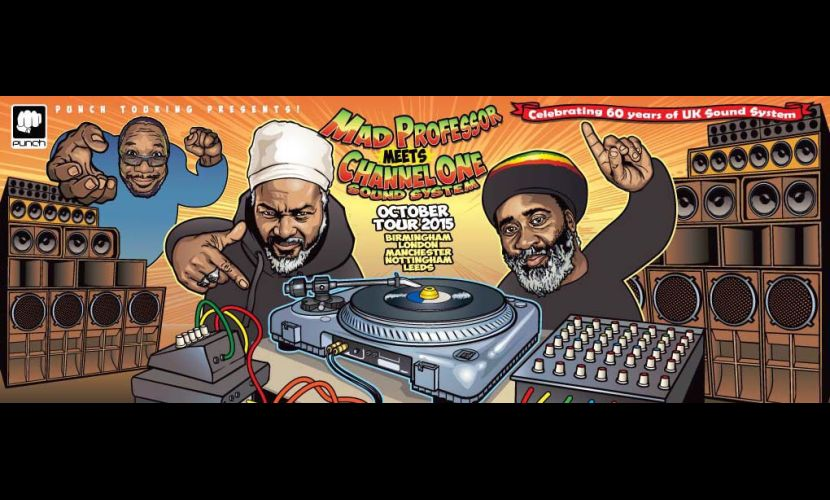 60 Years of Sound System Tour UK