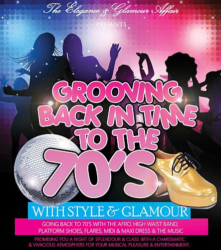Back to the 70's Night Flyer
