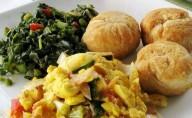 Ackee Callaloo Saltfish Recipe