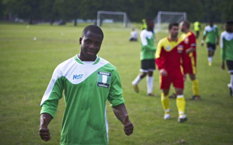NRICH Sponsor Football Nations