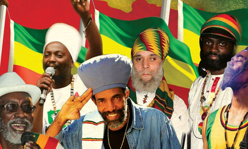 Roots Reggae Salute