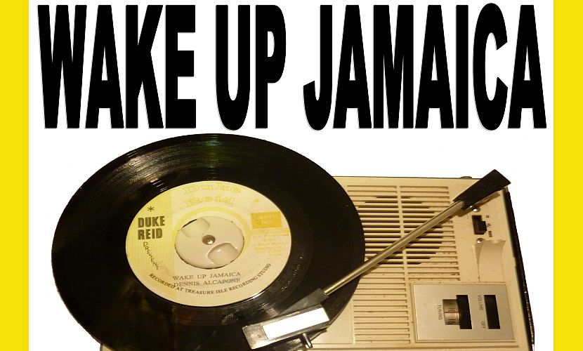 Wake Up Jamaica