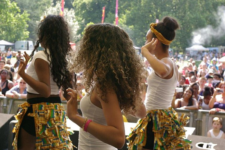 Acton Carnival Stage