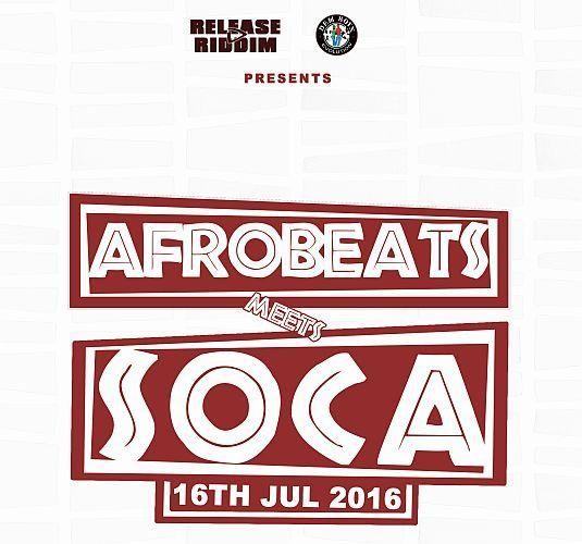 Afrobeats Soca 2016