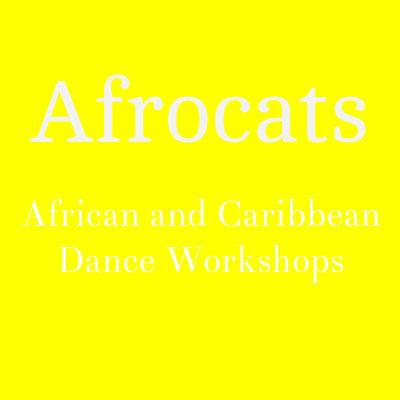 Afrocats Dance Workshops