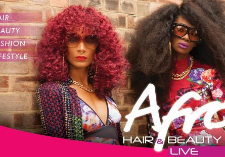 Afro Hair and Beauty Live 2016 Event UK