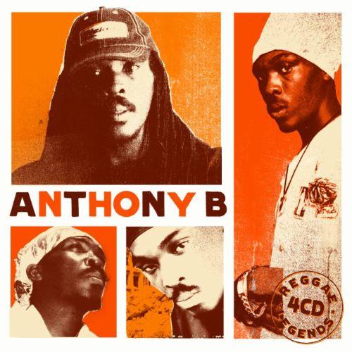 Anthony B Reggae Legends