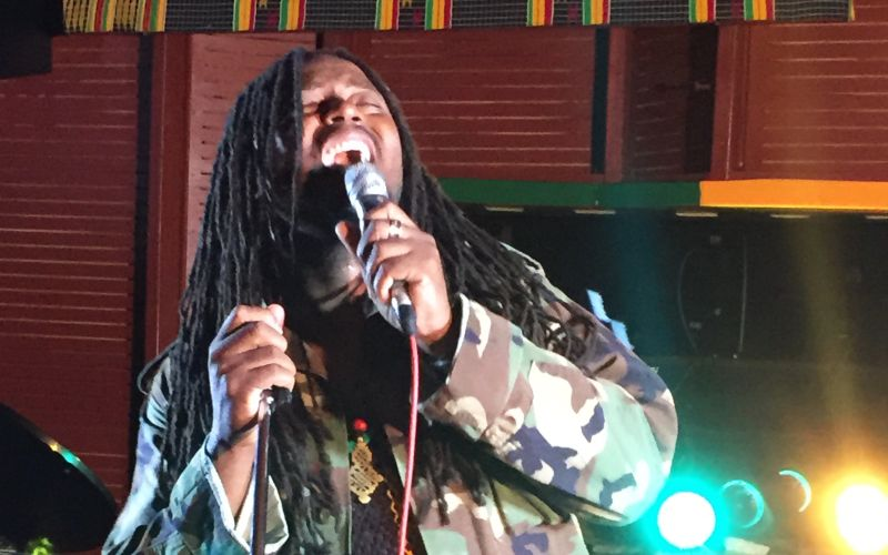 Reggae Duane Stephenson