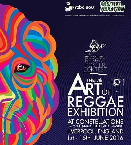 Art of Reggae Exhibition