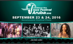Aruba Sea Jazz Festival 2016