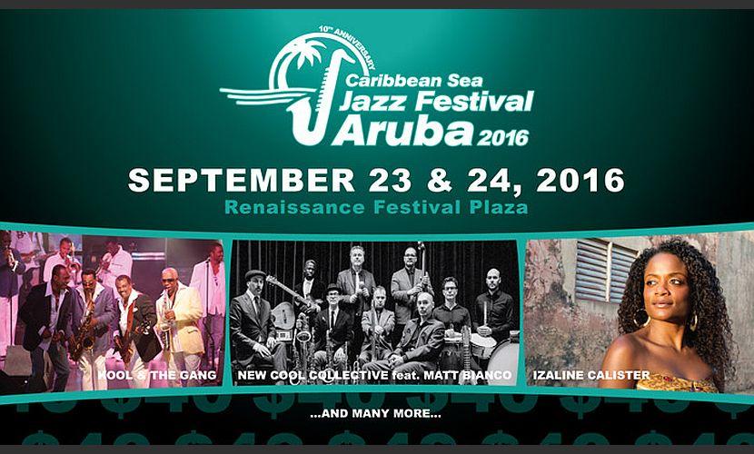 Aruba Sea Jazz Festival 2016