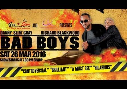 Bad Boys 2016 Comedy