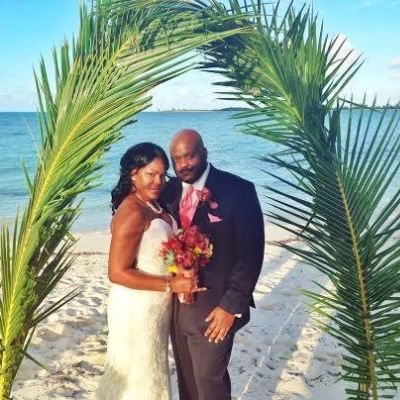 Bahamas Wedding Photo: andre miller