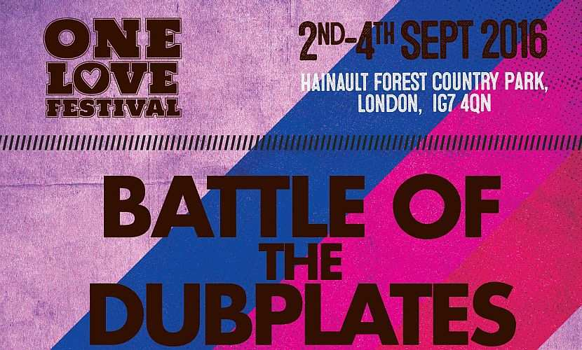 Battle of the Dub Plates 2016