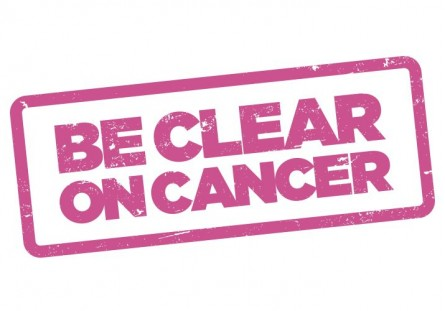 Be Clear On Cancer Campaign