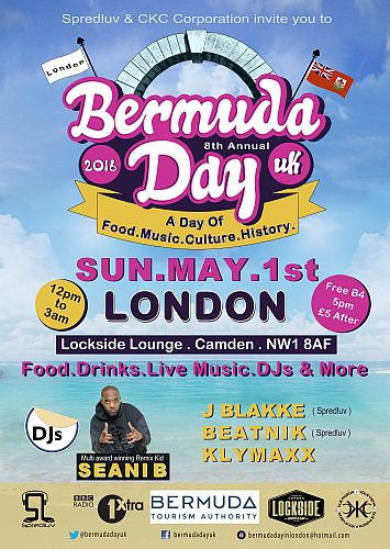 Bermuda Day 2016 Event
