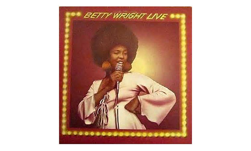 Betty Wright UK Tour 2016