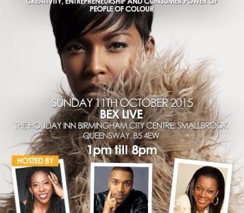 Bex Live Birmingham Oct 2015