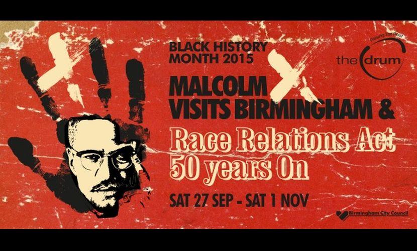 Birmingham Black History Month Launch 2015