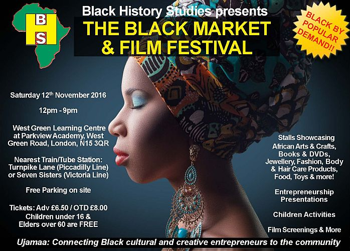 Black Market & Film Festival