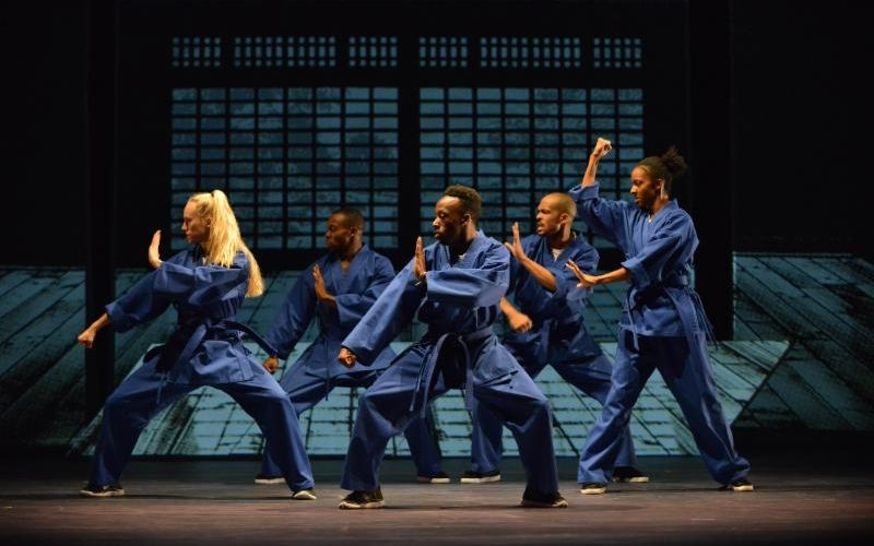 Blueboy Dance UK Tour 2014